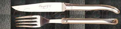 Laguiole Inox Steak Knives Laguiole Knives Box 6 Steak